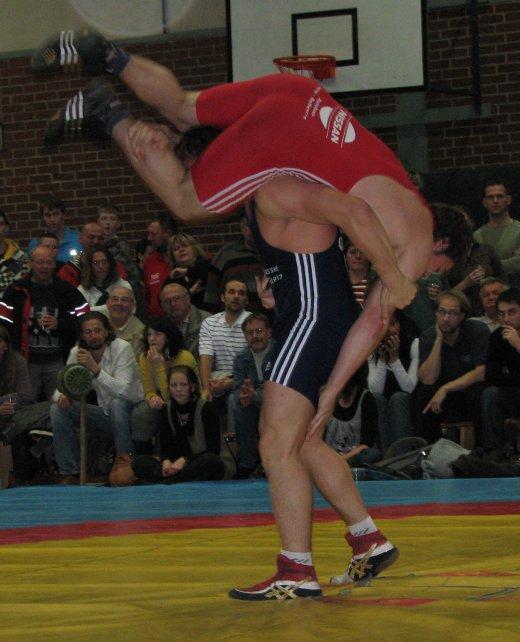 RSV Rotation Greiz lädt zum Ringkampfspektakel