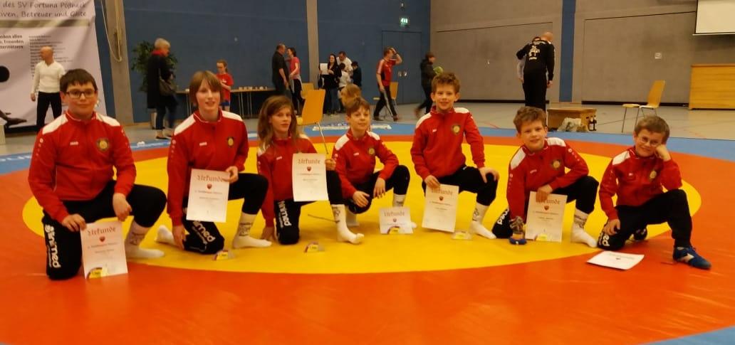 KSC-Nachwuchs überzeugt bei 2. Thüringen Cup