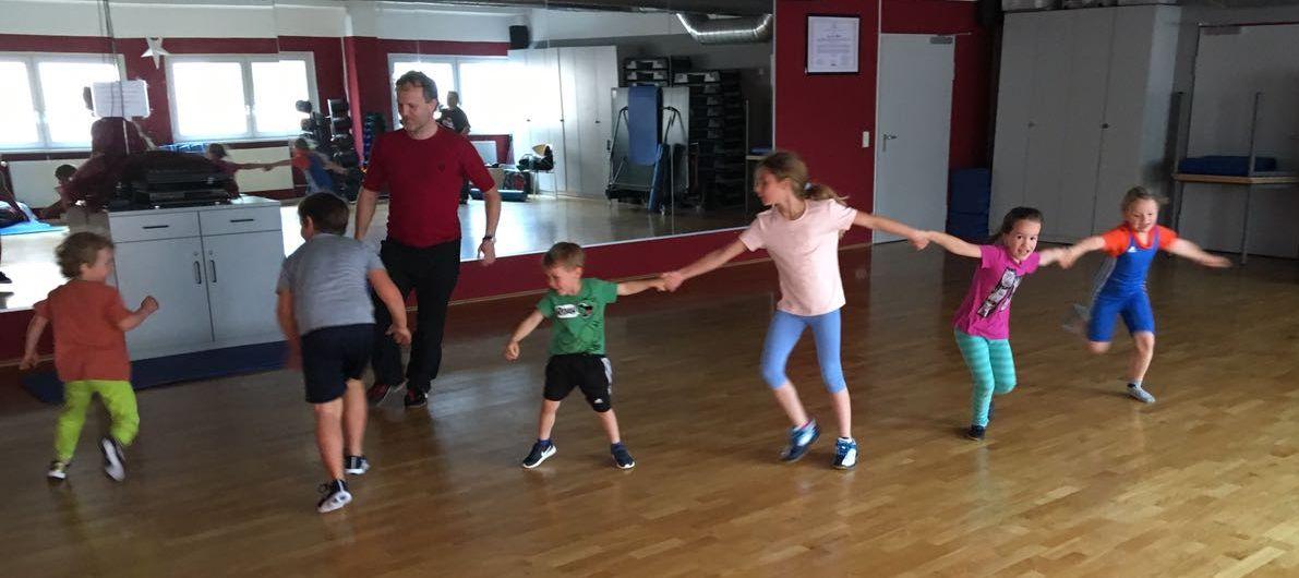 Neue Angebote für den Nachwuchs – Kids Club und Training in Lobeda