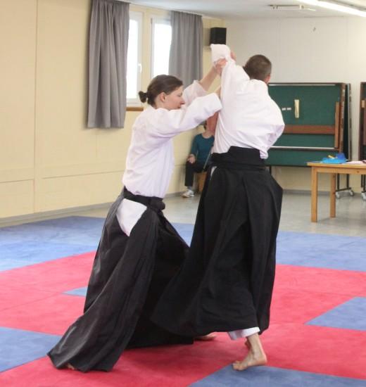 Aikido – ab 27.02.2019 beim KSC