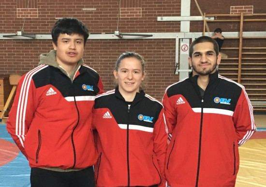 KSC-Trio mit berechtigten Medaillenambitionen bei Junioren-DM
